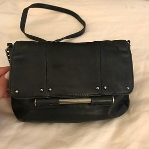 Kenneth Cole black crossbody bag